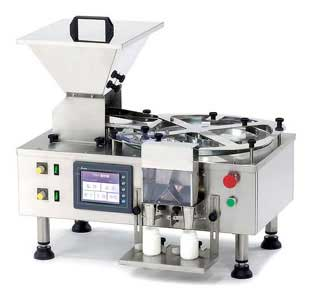 Semi Automatic Capsule Counting Machine