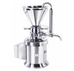 Colloid Mill - Vertical Drive