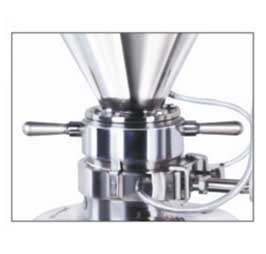 Colloid Mill - Housing Assembly