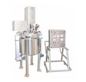 Planetary Mixer-150l With Jacketed Container