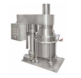 Planetary Mixer-200L with Jacketed container