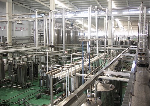 Dairy - Food and Beverage Equipment